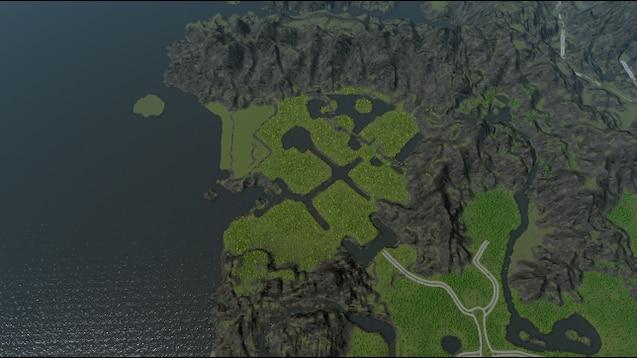 Steam Workshop :: Eastern Kingdoms (South) World of Warcraft