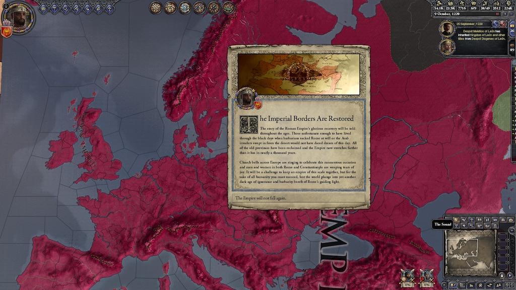 Steam Community :: Screenshot :: Restored All of the roman