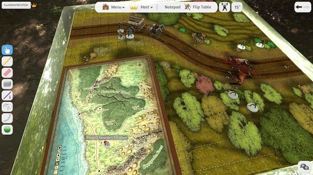 Steam Workshop :: Lost Mine of Phandelver - Goblin Ambush