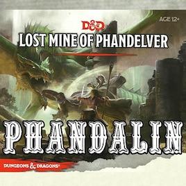 Steam Workshop :: Lost Mine of Phandelver - Phandalin (D&D