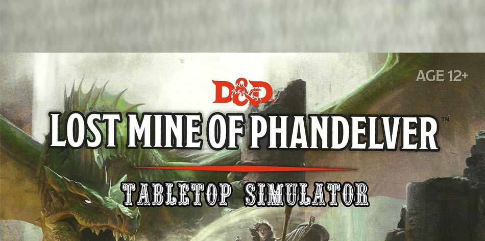 Steam Workshop :: Lost Mine of Phandelver - D&D Dungeons and Dragons
