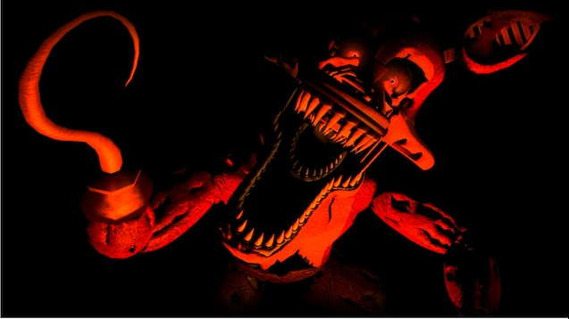 c86292c1e46b0 Steam Workshop    Five nights at Freddy s 4 Nightmare animatronics Part1
