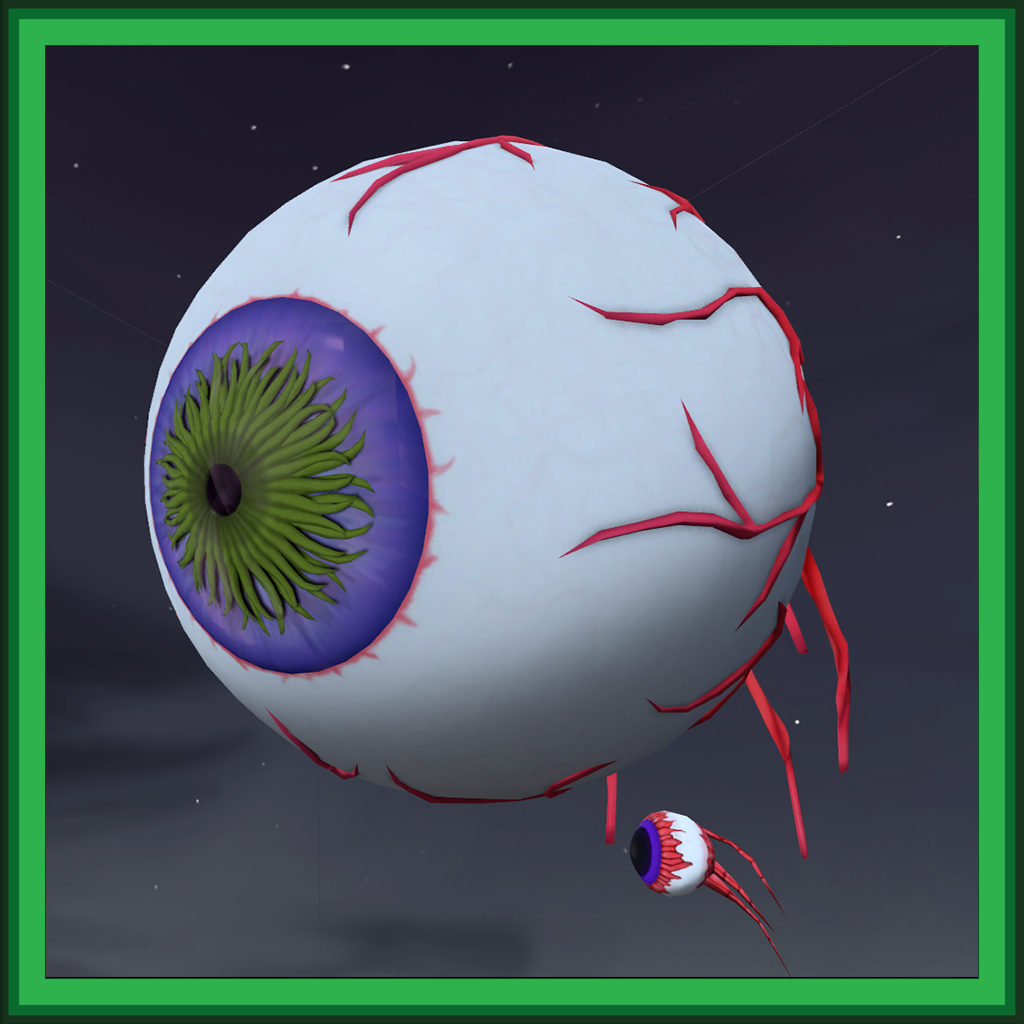 how to make the eye of cthulhu
