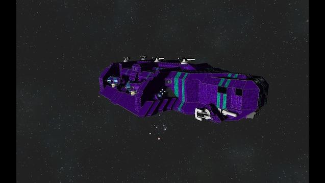 Steam Workshop :: SE 'Shetyw'-M Class Heavy Drone Corvette