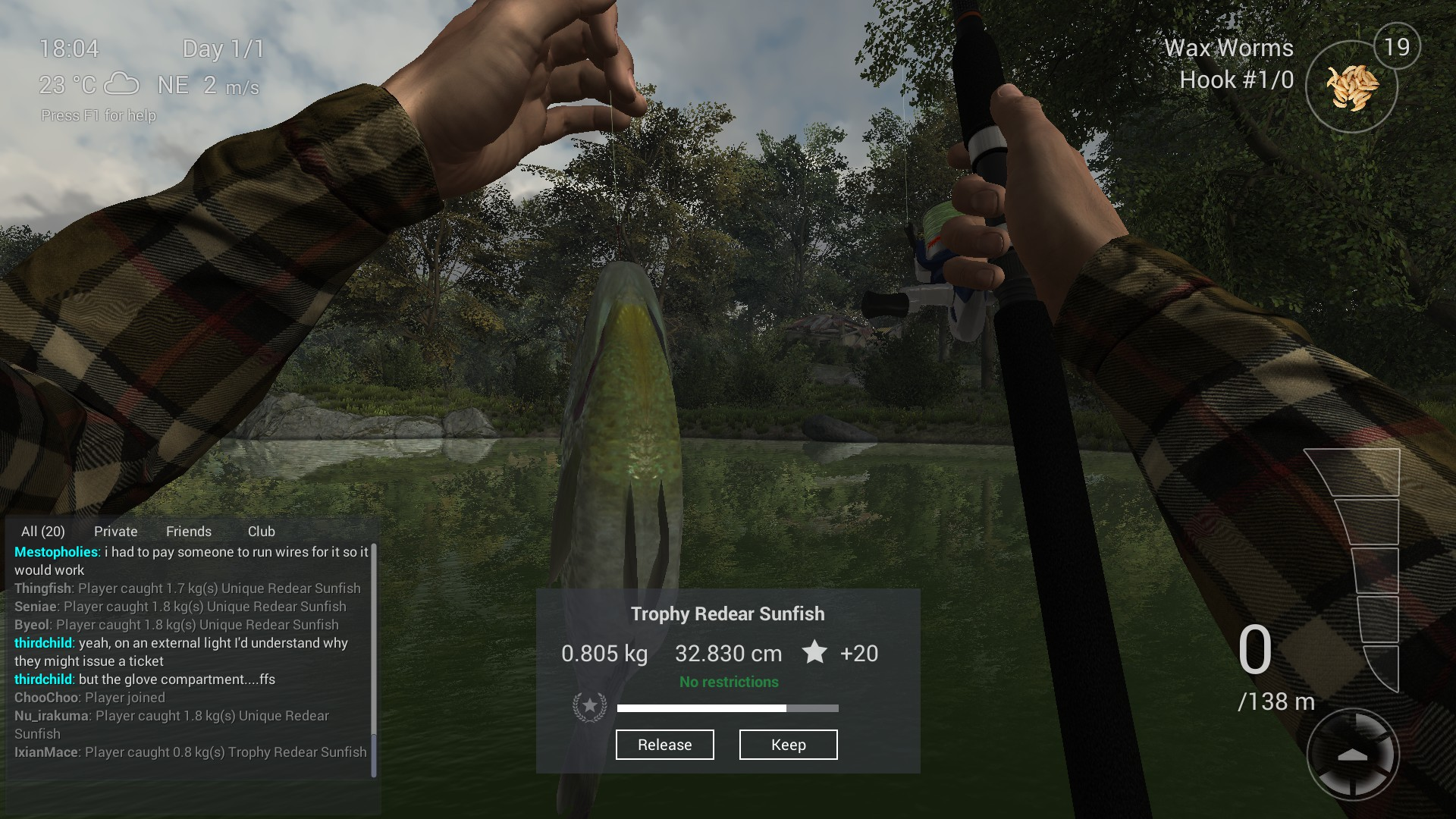Steam munity Guide Fishing Planet Quick Reference