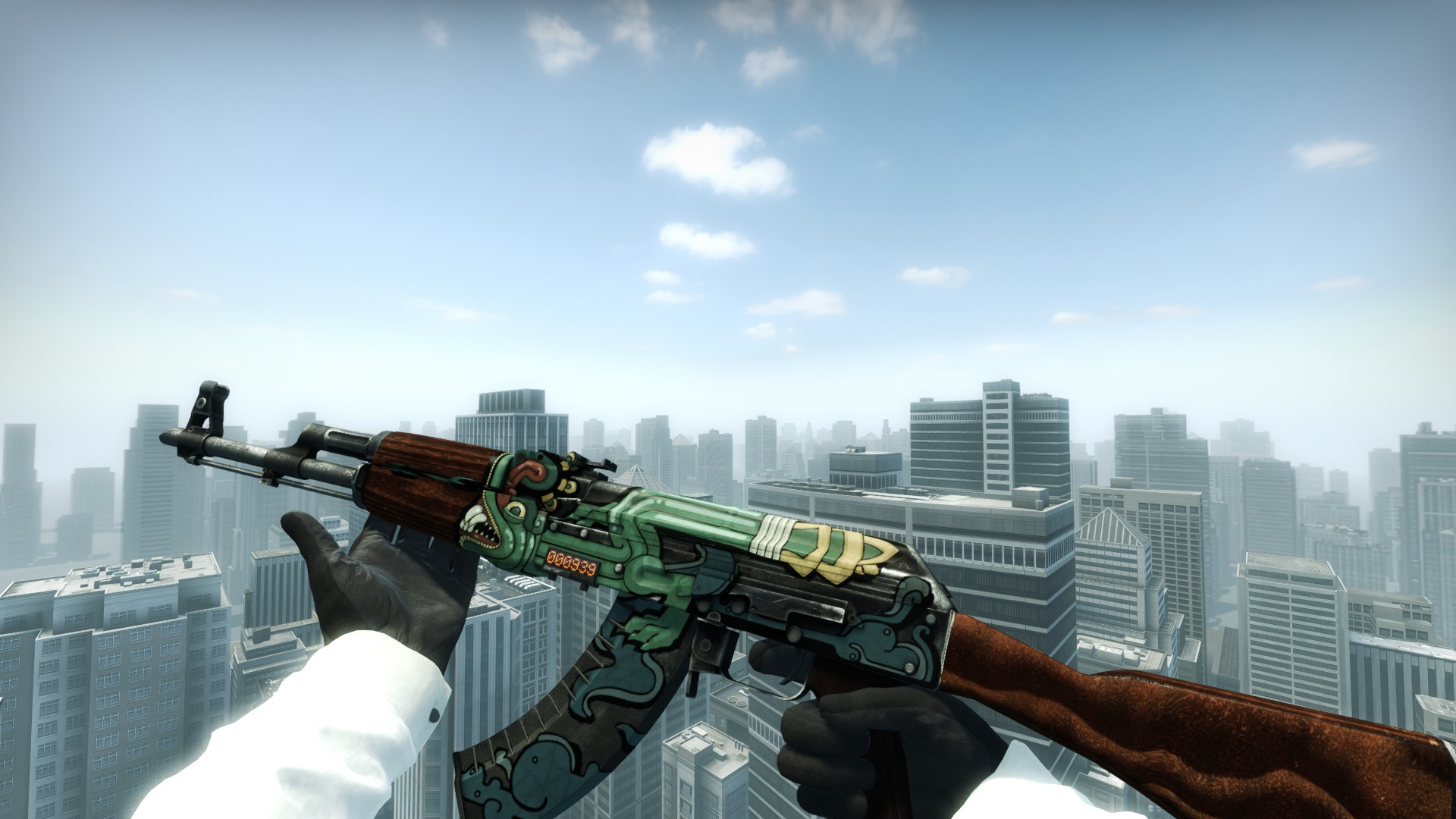 Steam Community Screenshot Stattrak Ak 47 Fire Serpent Factory New