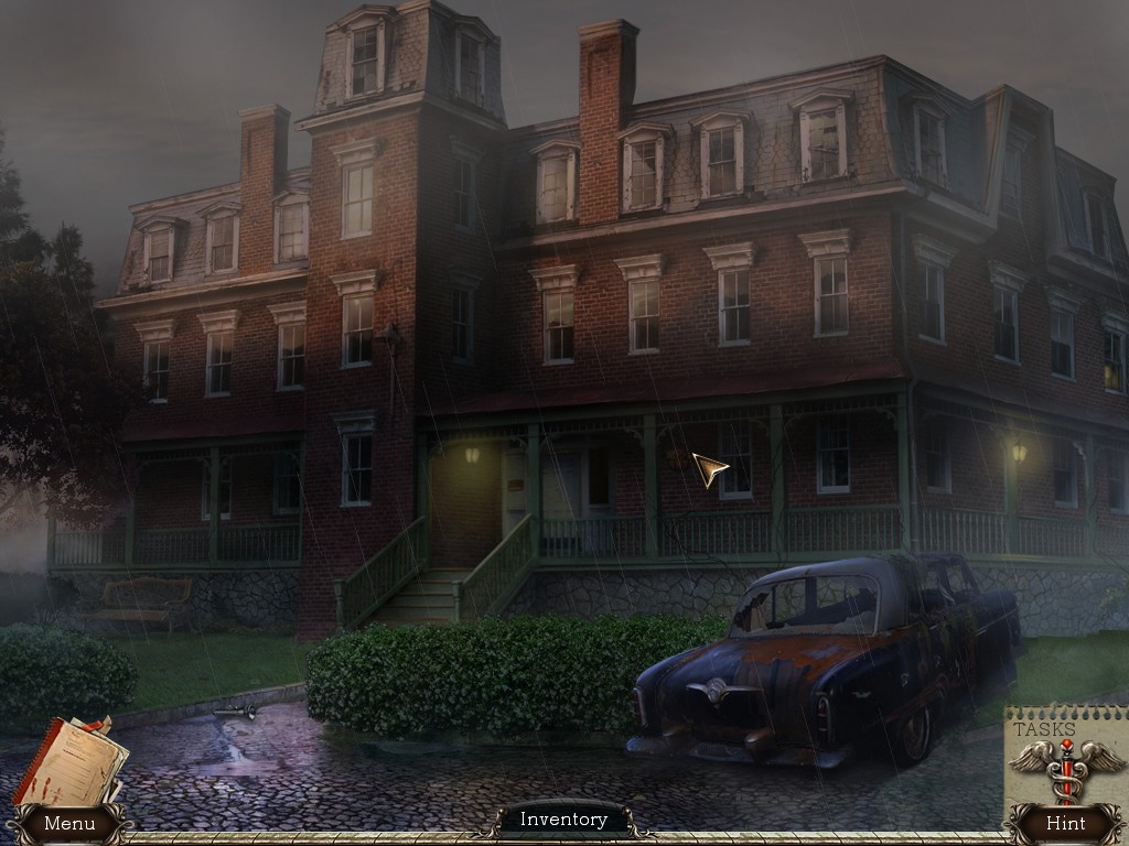 abandoned chestnut lodge asylum glitch