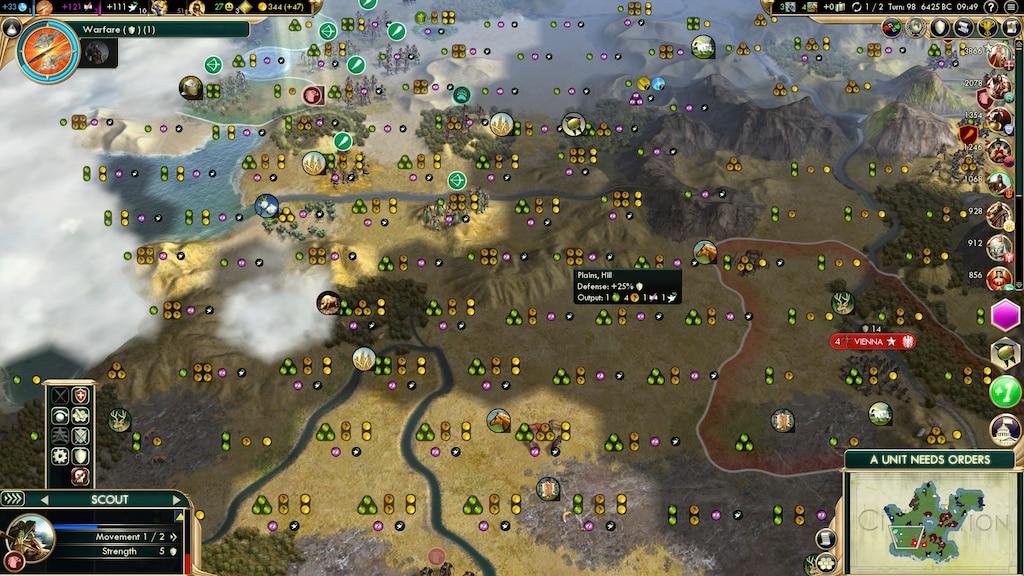 Steam Community :: Screenshot :: Civ 5 Rainbow Edition