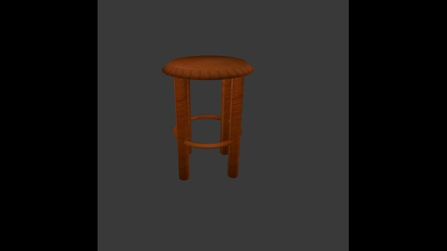 Phenomenal Steam Workshop Wooden Stool Ocoug Best Dining Table And Chair Ideas Images Ocougorg