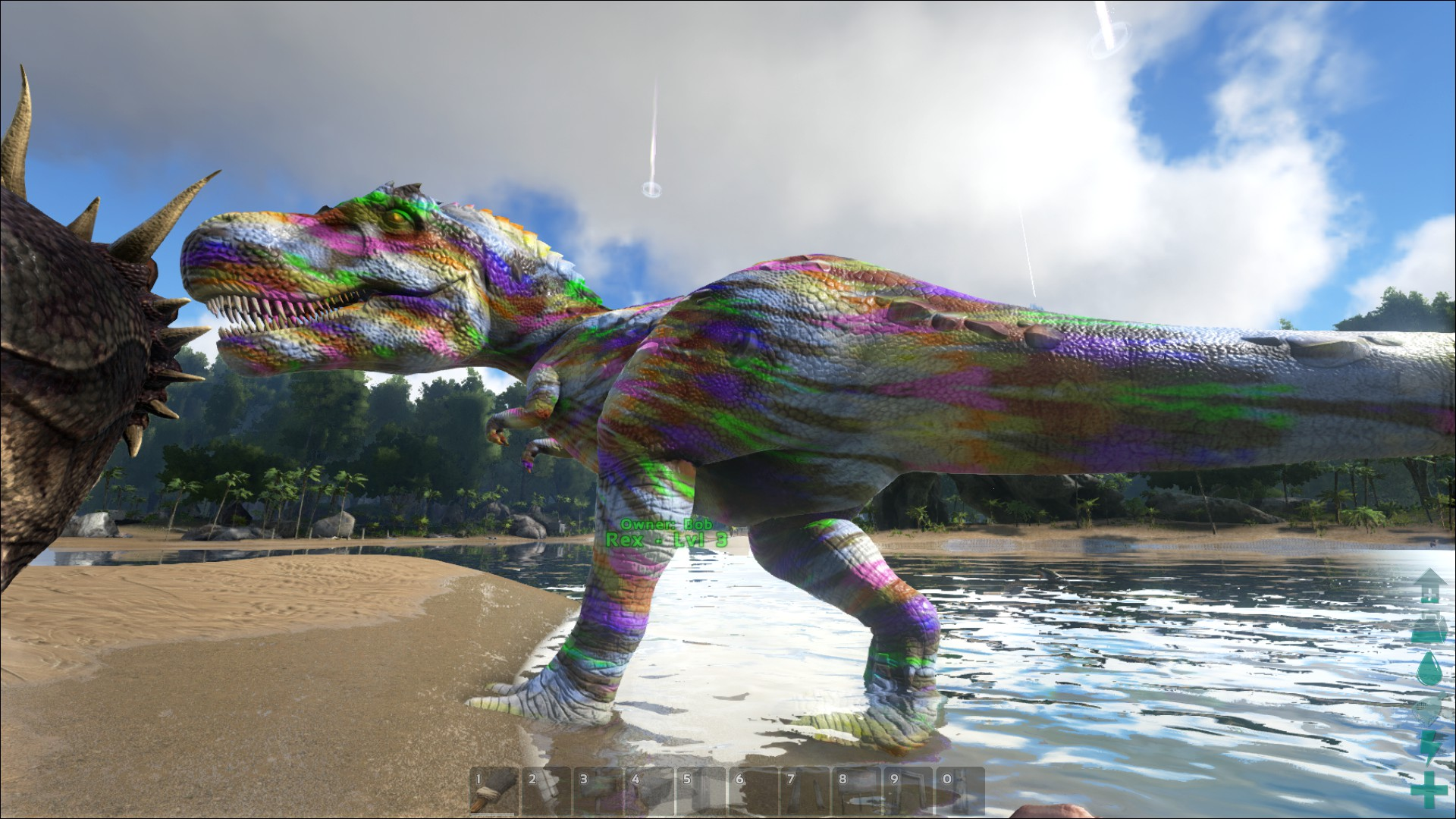 note for big dinosaurs 256x256 resolution is very low so its hard to get any real detail on them id reccomend just going for interesting colour
