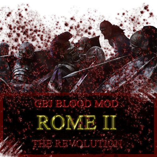 GBJ Blood Mod: The Revolution