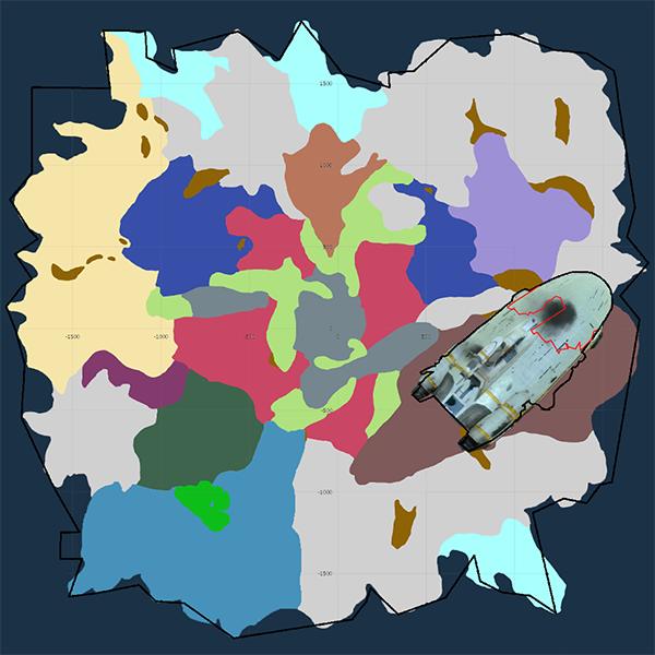 subnautica karte Steam Community :: Guide :: Subnautica Loot Map (Big fat SPOILER)