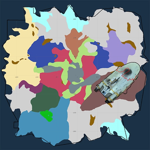 Subnautica Karte Deutsch.Steam Community Guide Subnautica Loot Map Big Fat