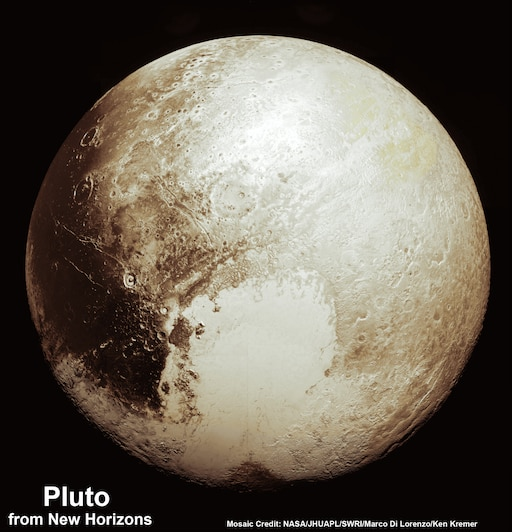 pluto's moons pictures - HD1200×1200