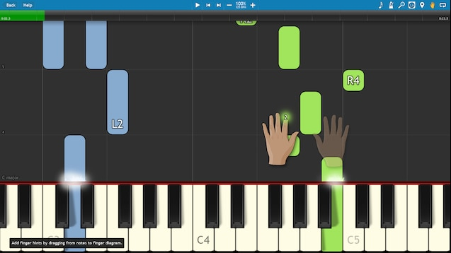 Steam Greenlight :: Synthesia