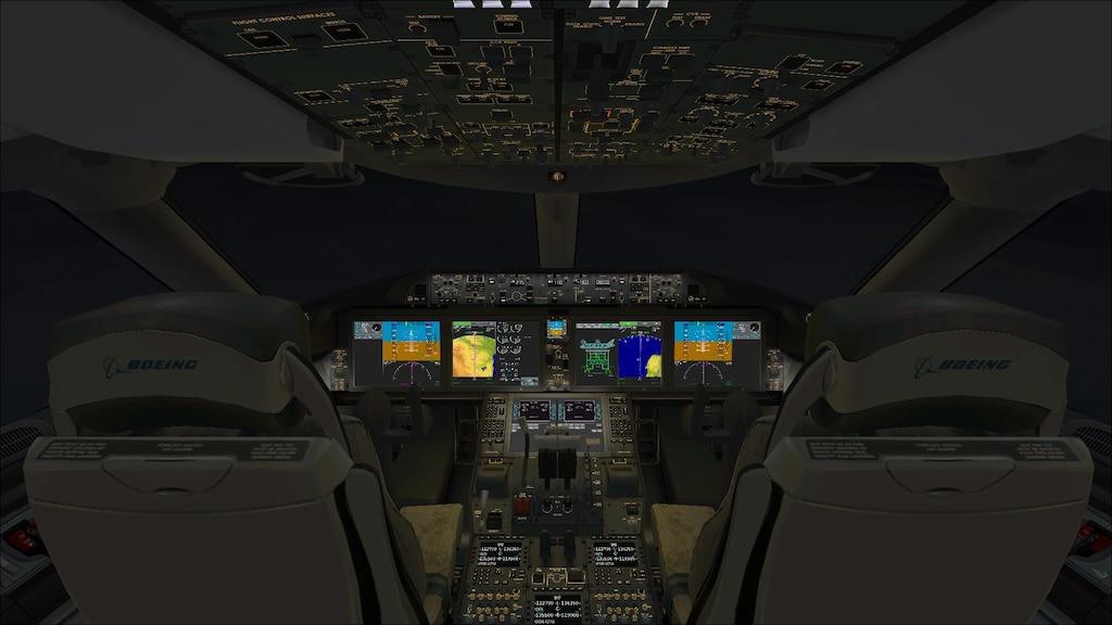 Steam Community :: :: AEROSIM 787 FLIGHT DECK