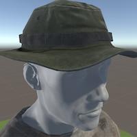 dec37c3e9f1 Boonie Hat Olive