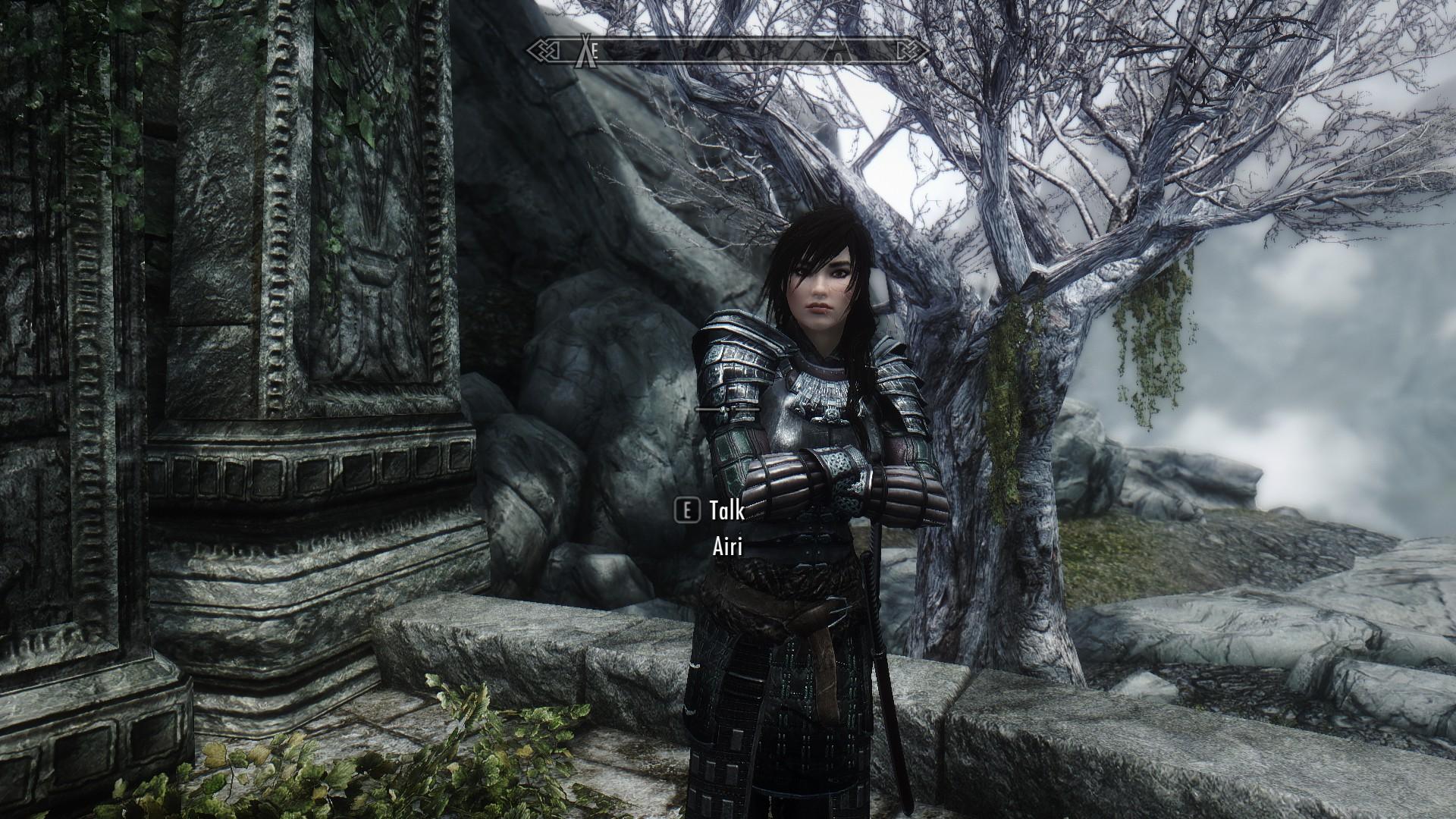 Steam Workshop :: Akaviri Ebony Armor Redux