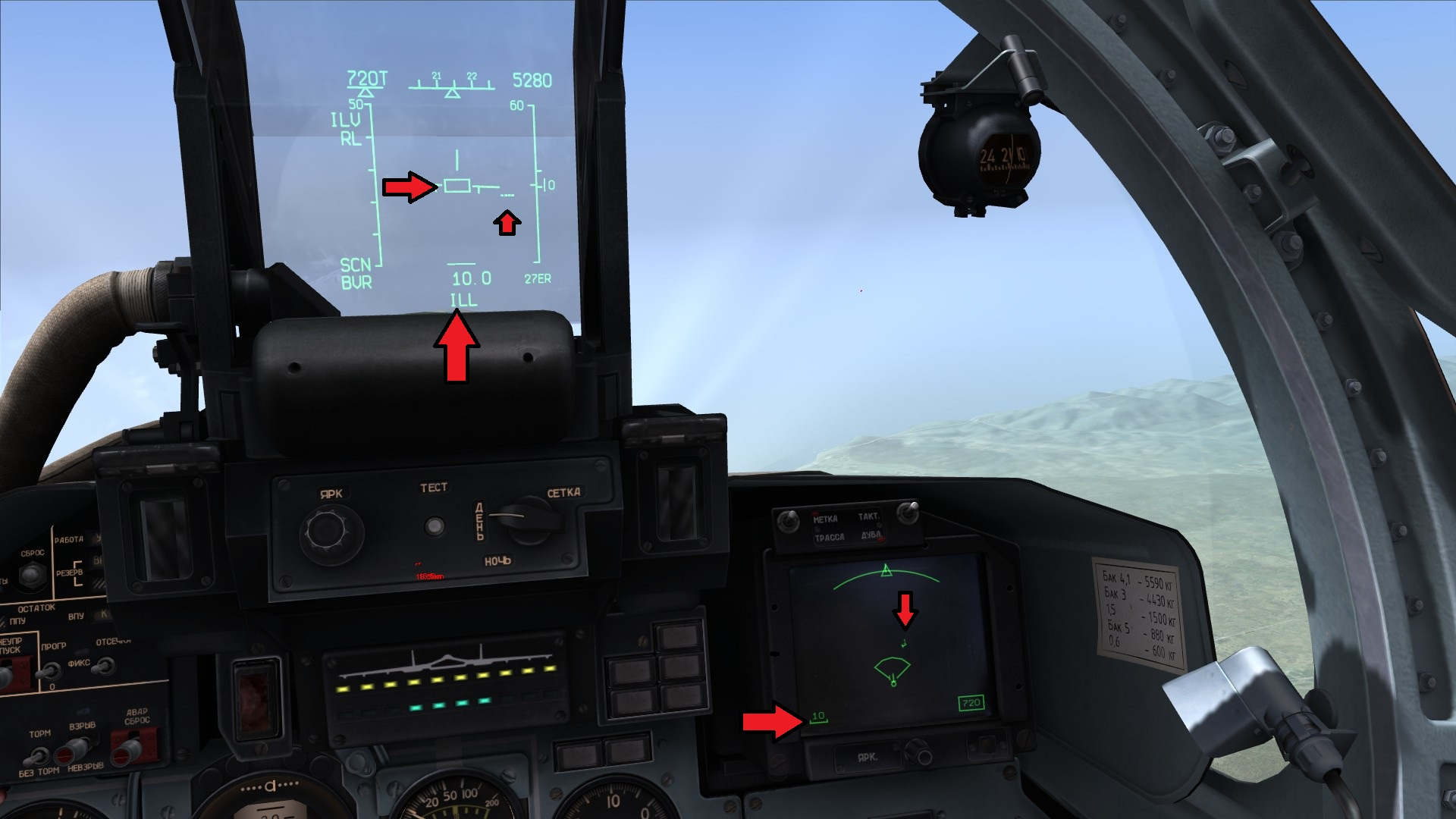 Steam Community Guide Su 27 Flanker Beginners Dcs Wiring Diagram Press I To Activate The Radar Notice Left Of Hud Says Rl Bottom Now Ill Indicate Is On