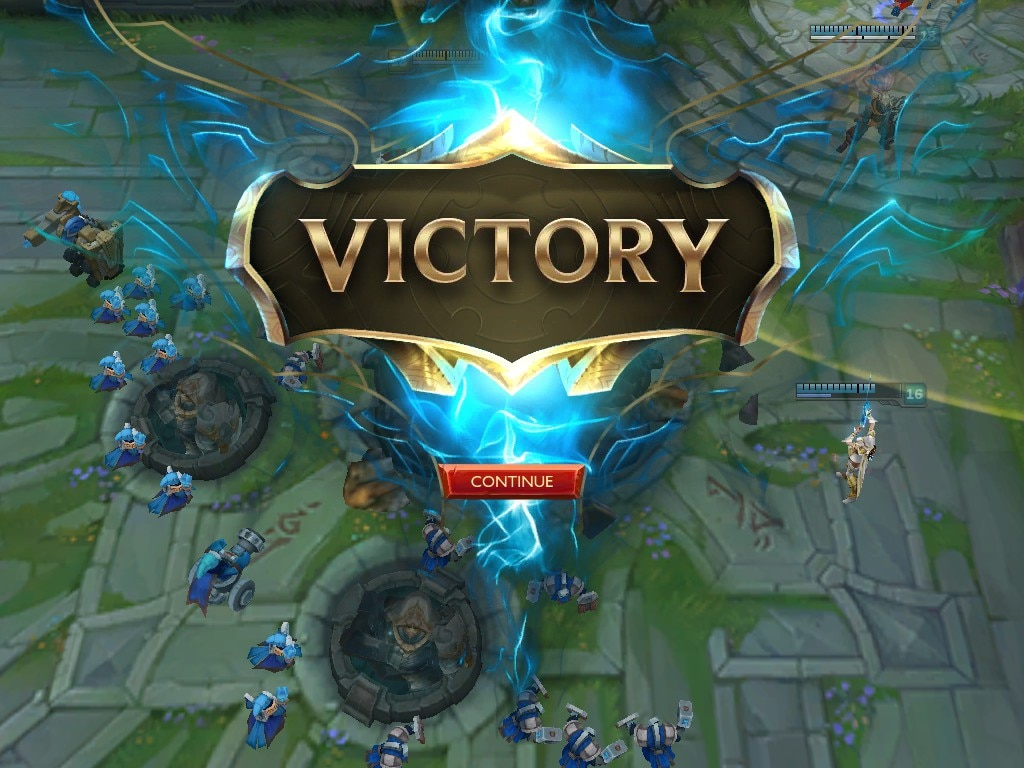 Steam Community :: Screenshot :: Bout time the Victory/Defeat screens were  updated.