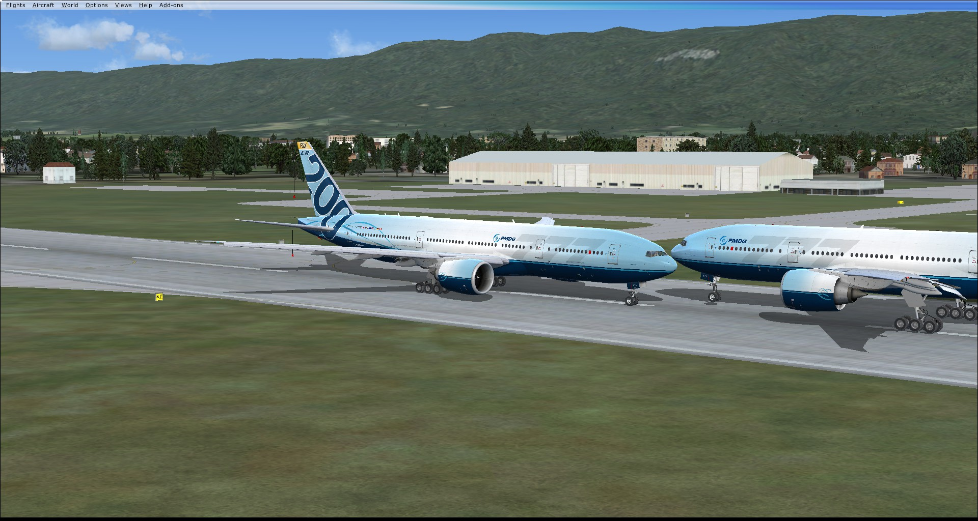 Steam Community :: [pmdg 777 fsx STEAM] they are kissing each other xD