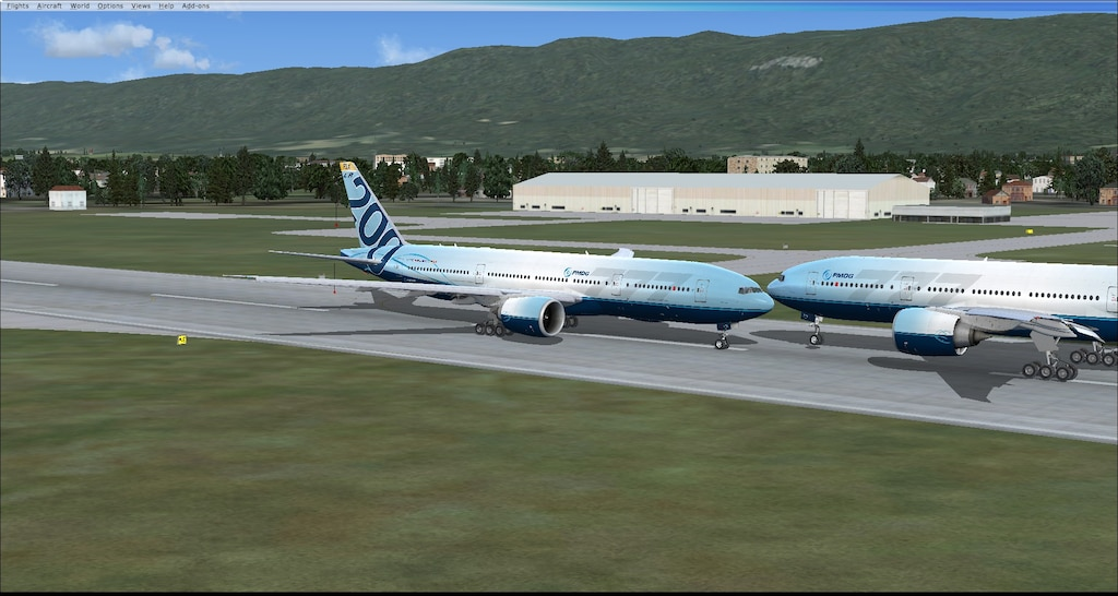Steam Community :: :: [pmdg 777 fsx STEAM] they are kissing