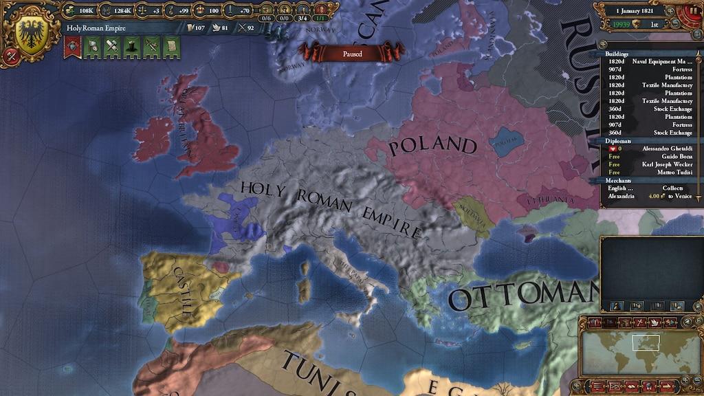 Steam munity Screenshot Croatian HRE finish