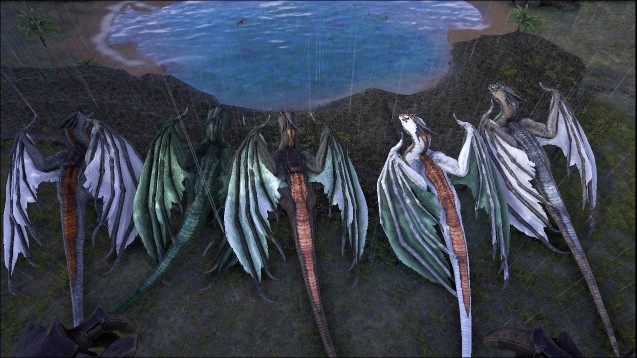 Steam workshop small dragons malvernweather Image collections