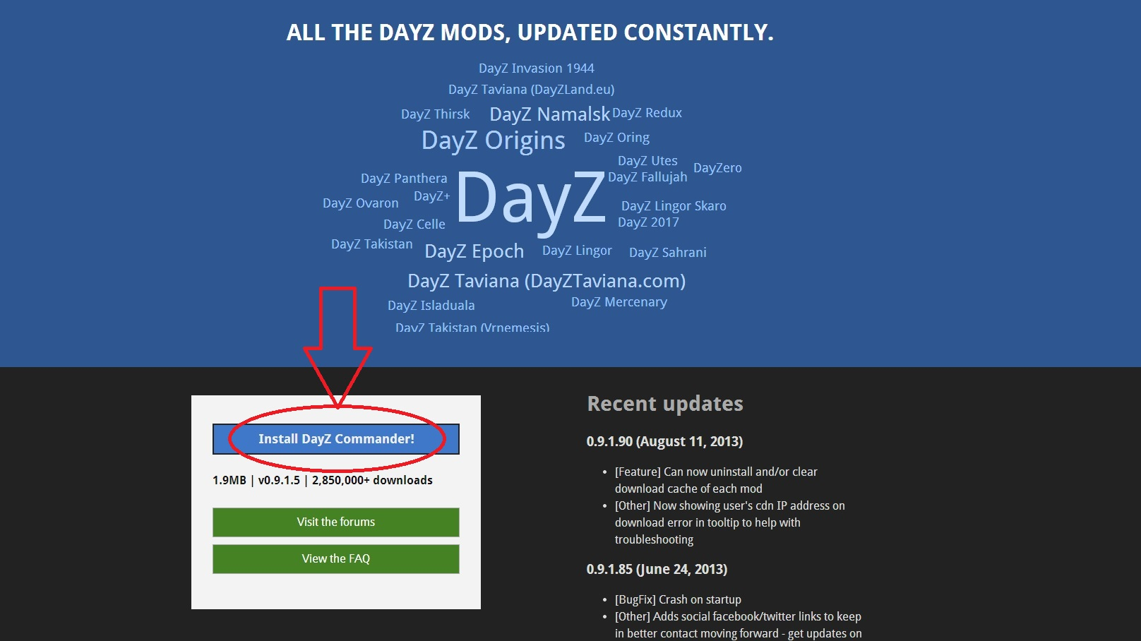 steam community guide how to install dayz mod and play in rh steamcommunity com Instruction Manual Book Instruction Manual Template