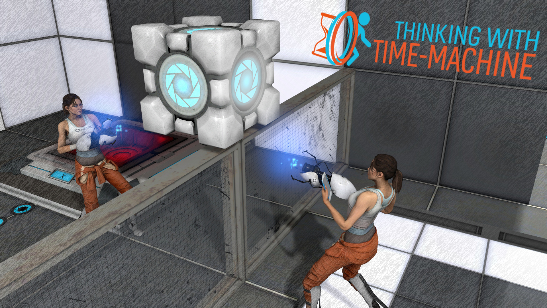 thinking with time machine walkthrough