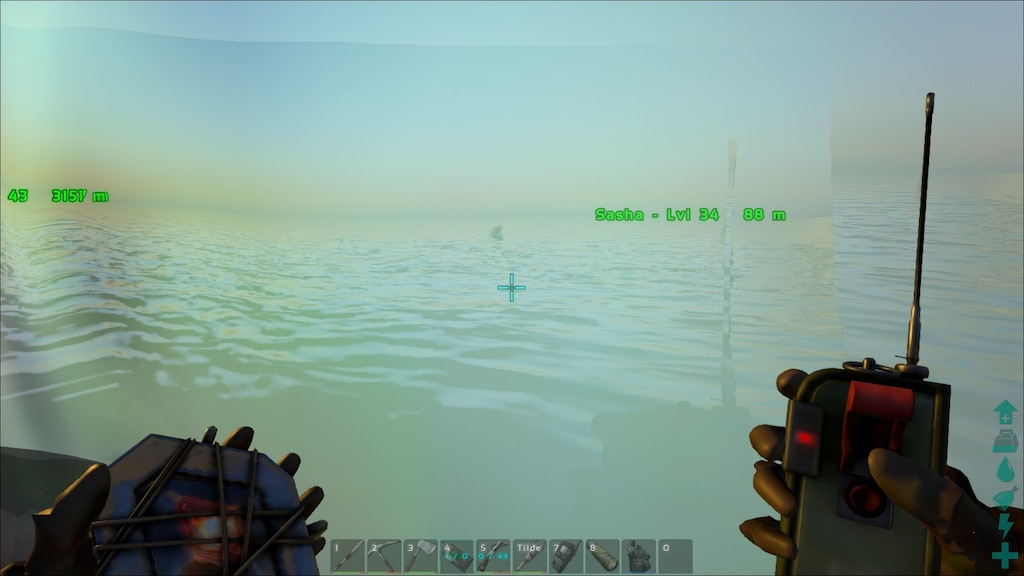 Steam 社区:: 截图:: Disappeared from Raft but had tracker