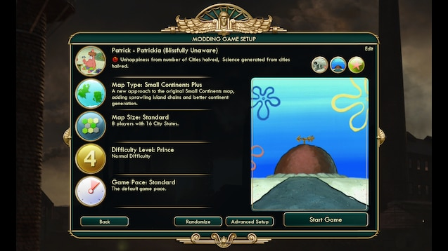 Steam Workshop :: Spongebob Squarepants: Patrick Star and