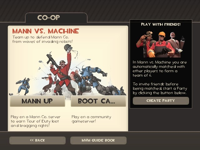 Matchmaking tf2 parancs
