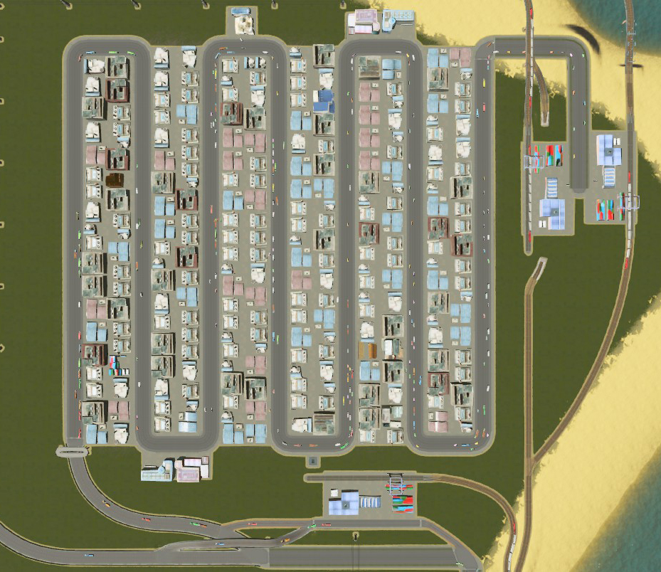 Steam community guide best industrial layout no The best layout