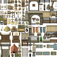 Steam Workshop :: RPG Maker tilesets
