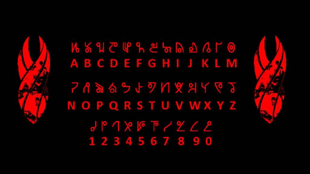 Marker Symbol Translation Dead Space 2