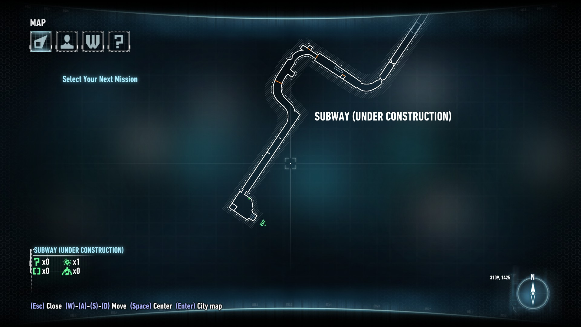 Arkham Knight Subway Map.Steam Community Guide Riddler Trophies 242 Out Of 243 Save