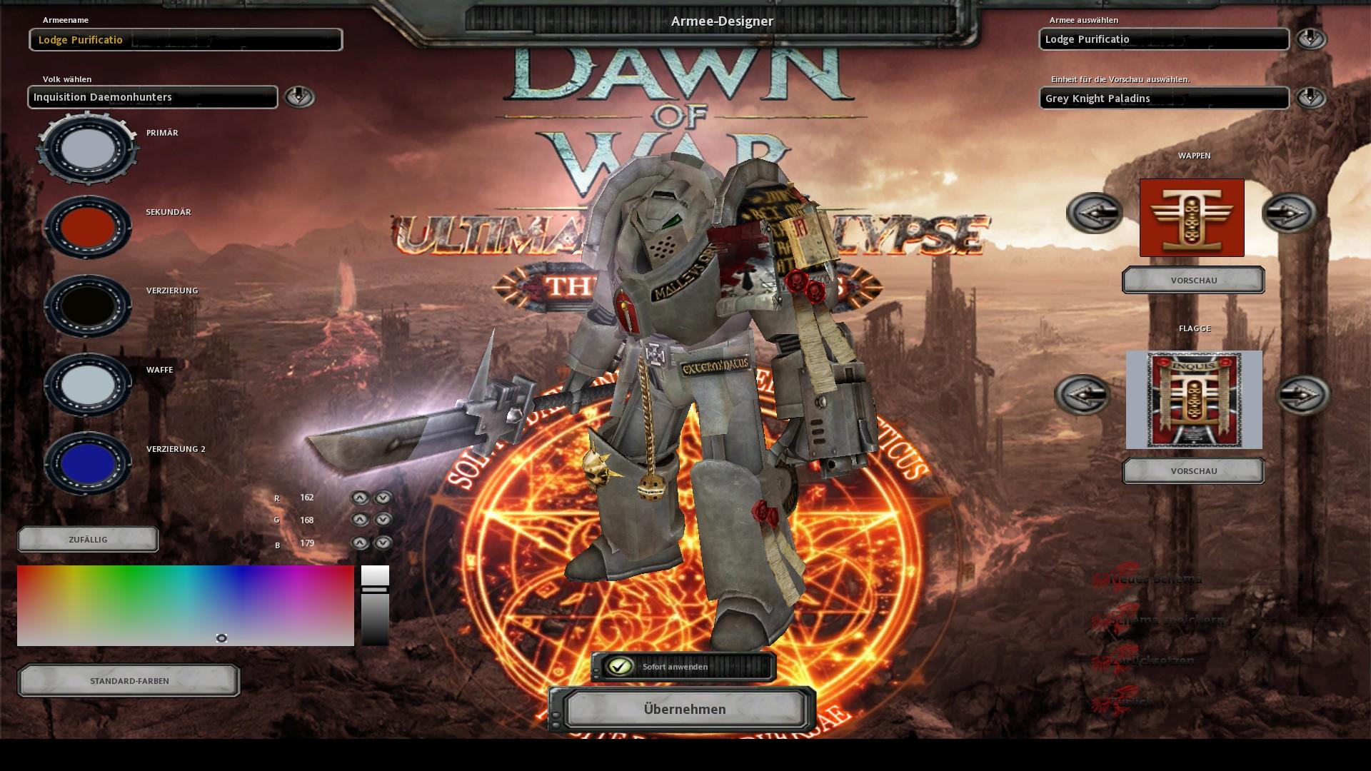 warhammer dark crusade mod manager