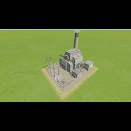 Steam Workshop :: Cold Fusion Reactor A1 (40MW) [C&C Generals]