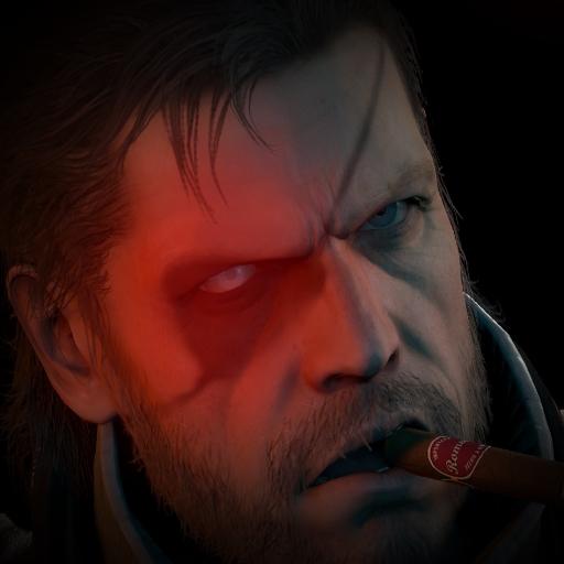 Steam Workshop Metal Gear Solid 5 Big Boss Trenchcoat