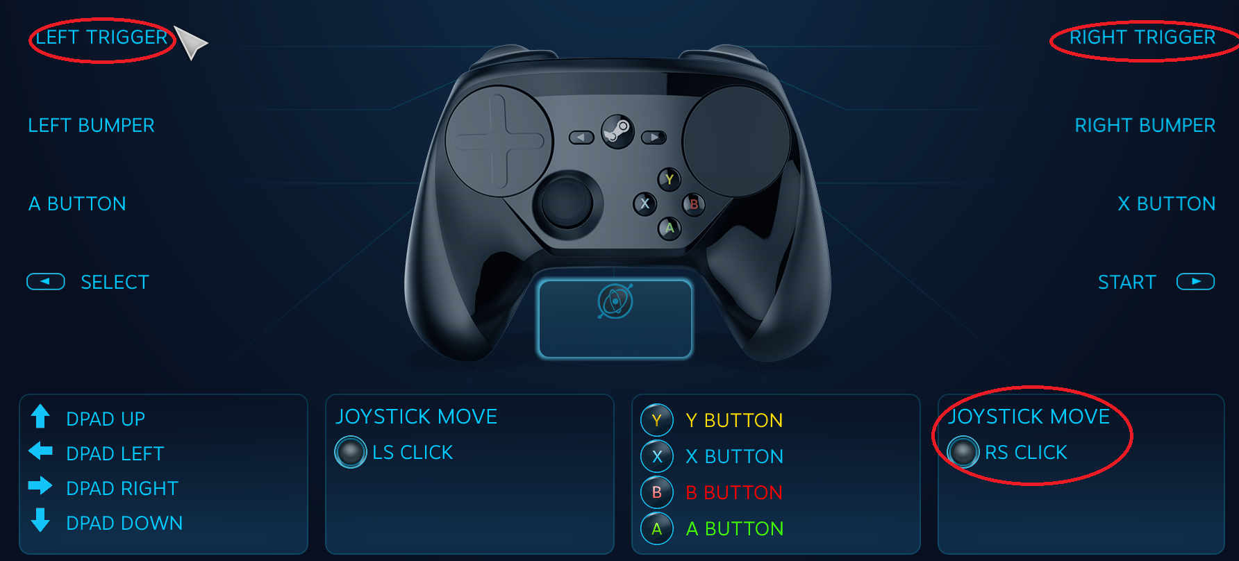 Steam Community Guide Setting Up Steam Controller For