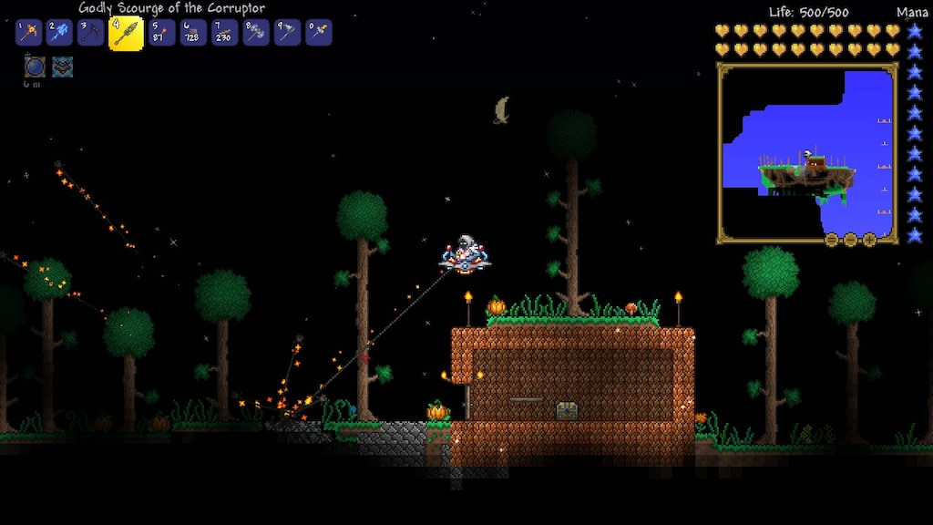 Steam Community :: Screenshot :: Terraria 1 3 Update