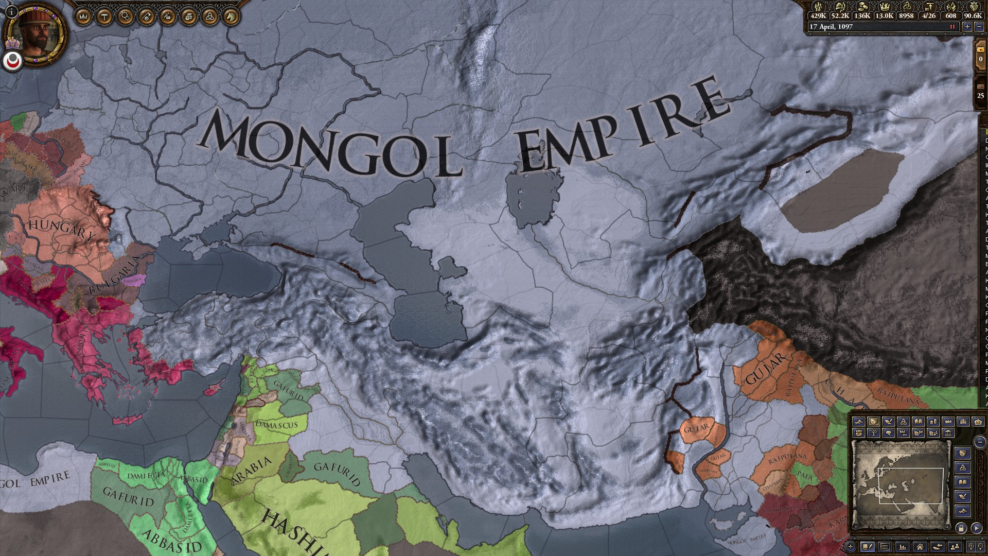 Mongols are no more nomads