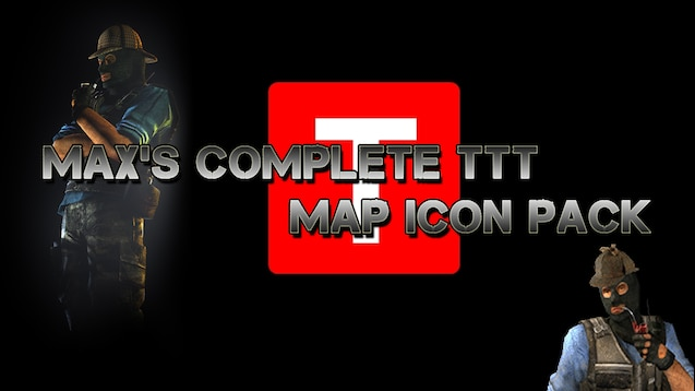 Steam Workshop :: [WIP] Max's Complete TTT Map Icon Pack