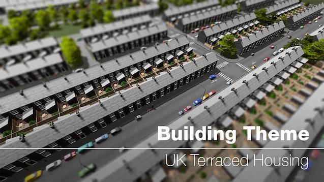 Steam Workshop :: UK Building Theme: Terraced Housing