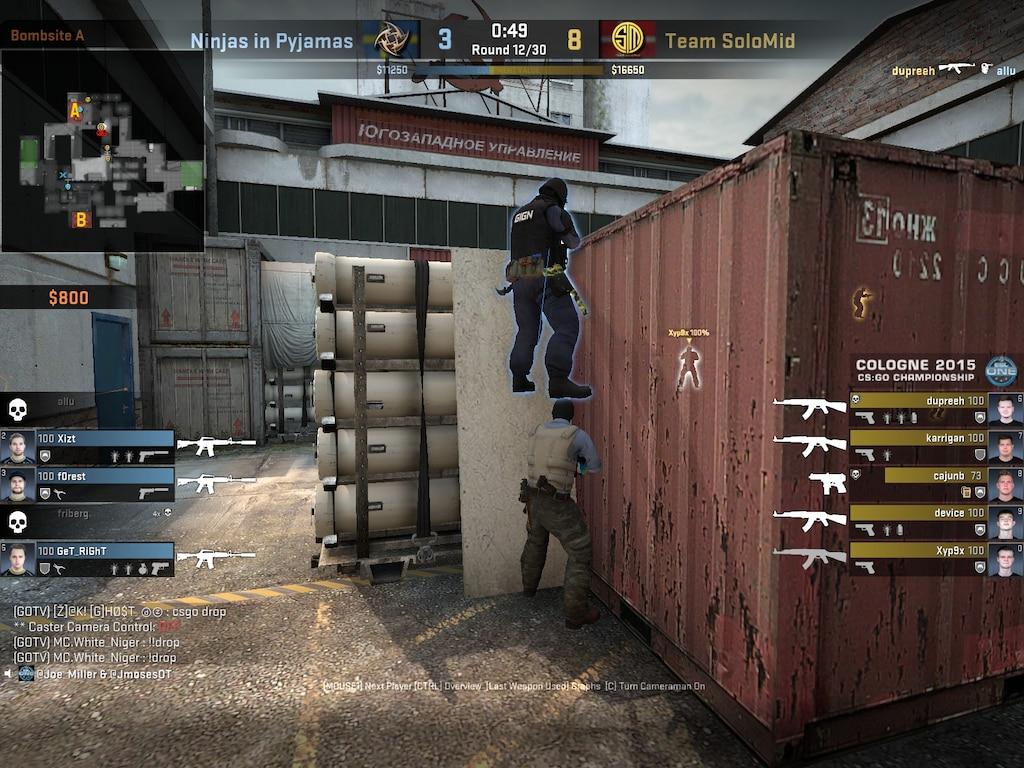 Steam Community :: Screenshot :: GOTV at its finest