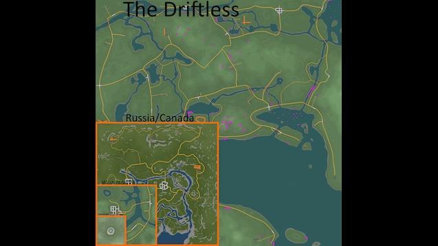 Steam Workshop Insane Sized Map The Driftless V2 1 Overhaul