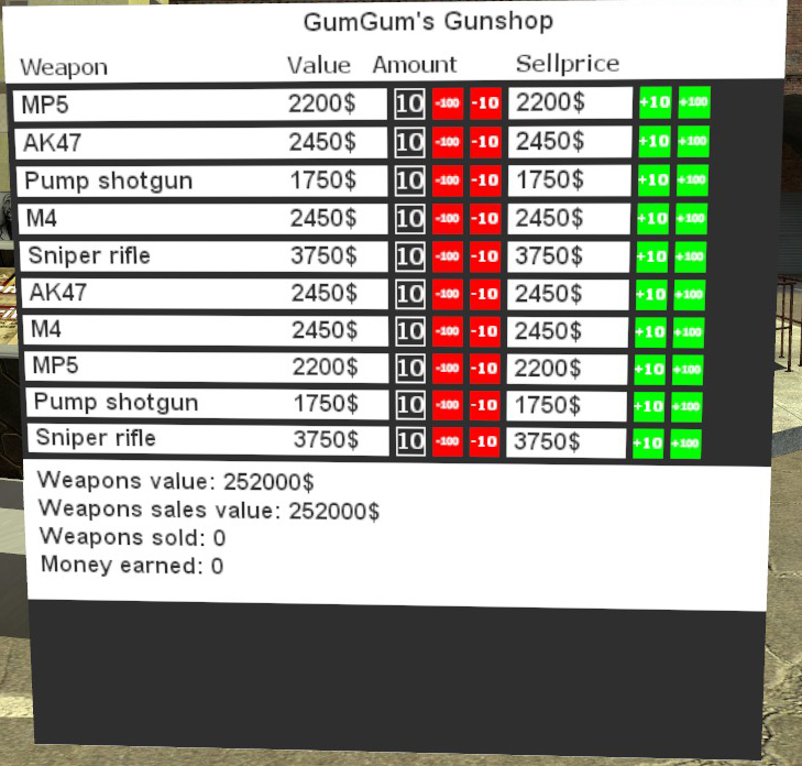 Steam Community :: Guide :: [E2] Expression 2 fully automated gunshop