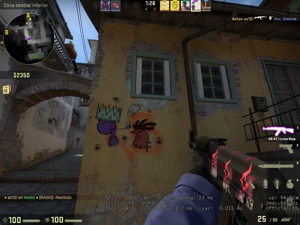 Steam Community Screenshot El Pollo Popeye Es La Polla