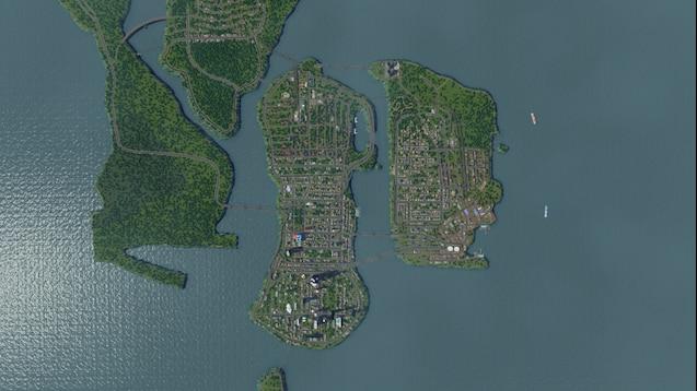 Steam Workshop :: Liberty City (Pre-GTA4)